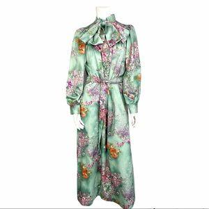 Vintage 1970´s Christian Dior housecoat dress